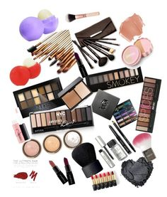 Designer Clothes, Shoes & Bags for Women Urban Decay, Eos, Nars Cosmetics, Bobbi Brown, Maybelline, Forever 21, Swag, Shoe Bag, Polyvore