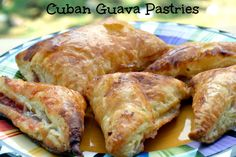 Cuban-Style Guava Patries (Pastelito De Guayaba) Recipe