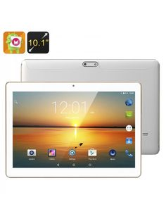 10.1 Inch Android 6.0 Tablet Electronics Gadgets, Cool Gadgets, Android, Cool Stuff, Phone, Accessories, Electronic Devices, Telephone, Cool Tech Gadgets