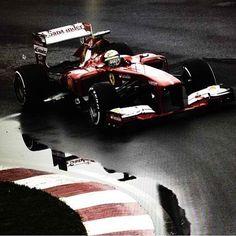 #4 Felipe Massa... Scuderia Ferrari...Ferrari F138...Motor Ferrari 056 V8 2.4...GP Canada 2013