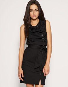 Love this All Saints dress!