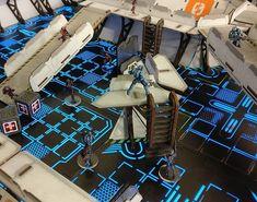 Kickstarter coming may 9th!! #LaserTerrain #infinitythegame #shadowwararmageddon #necromunda #killteam