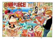 The Art of One Piece The Art of One Piece    © Studio Toei Animation    #keyowo #artwork #arte #art #illustrator #illustration #ilustracion #draw #drawing #dibujar #dibujo #sketch #pencil #sketchbook #smile #artsblog #artist #artinfo #artcall #artinfo #artlovers #artoftheday #artwork #artshow #color #creative #fineart #follow #yourbrand #creative #inspirations
