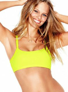 Sun yellow makes everything better, PINK by vs!