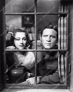 photo Ann Dvorak Spencer Tracy film Sky Devils 337-18
