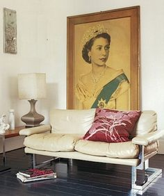 Happy Birthday, Queen Elizabeth: Long May She Reign The Art World | Apartment Therapy