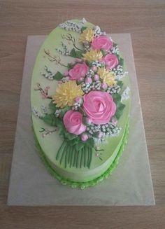 Cake Icing, Buttercream Cake, Cupcake Cakes, Royal Icing Cakes, Pretty Cakes, Beautiful Cakes, Amazing Cakes, Crazy Cakes, Fancy Cakes
