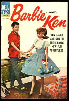 Ephemera: Barbie & Ken Comic Book - Bedazzled!500 x 737 | 98.6KB | bedazzled.blogs.com