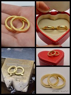 Wedding rings   Alianzas de boda de oro amarillo Phone, Rings, Jewelry Box, Yellow, Wedding, Telephone, Ring, Mobile Phones, Jewelry Rings