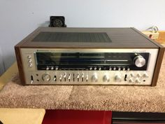 www.atlanticav.net  Kenwood Receiver Eleven GX  Vintage but highly sought after! Has a beautiful sound!