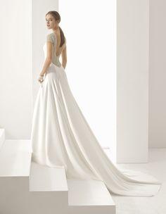 Robe Pat #collection 2018 #mariage #rosaclara ! #robesdemariee #robes #wedding #weddingdress #dress #bridal #mariée