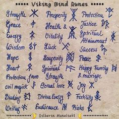 Bind runes