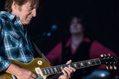 John Fogerty: Long as I remember the rain been coming down. / Clouds of myst'ry pouring confusion on the ground. / Good men through the ages, trying to find the sun; / And I wonder, still I wonder, who'll stop the rain.