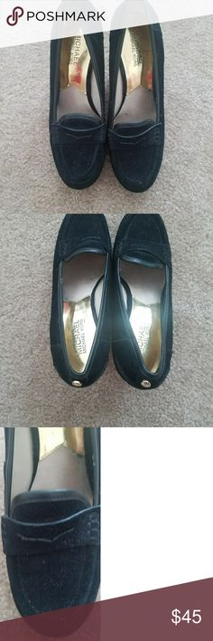 Michael Kors Wedges Cute wedges  Great Condition  No trades  Smoke Free Home Michael Kors Shoes Wedges