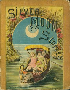 Silver Moon Stories vintage