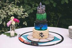Inspiration : un mariage magique inspiré par Harry Potter