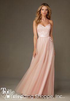 Mori Lee Bridesmaid Dress 132