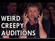 America's Got Talent 2016 MOST INSANE CREEPY AUDITIONS - YouTube