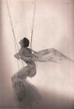 Richard Avedon  Harper's Bazaar, 1950