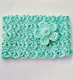 Flower Girl Cottage: Crochet Headband Pattern