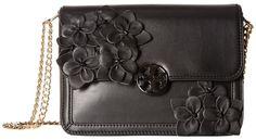 Tory Burch Duet Chain Flower Convertible Shoulder Bag Shoulder Handbags, Shoulder Bag, Convertible, Tory Burch, Feminine, Wallet, Chain, Flower, Fashion