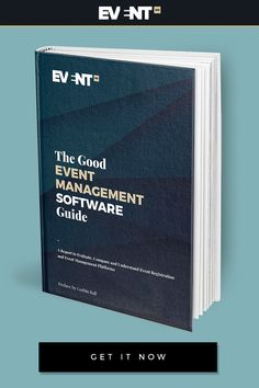 The only tool you need to plan better events with event management software.