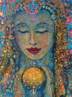 Let me, O let me bathe my soul in colours; let me swallow the sunset and drink the rainbow --Kahlil Gibran Sacred Feminine, Divine Feminine, Moroccan Art, Kahlil Gibran, Expressive Art, Visionary Art, Psychedelic Art, Psychedelic Experience, Awakening