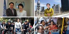 """Quatro mulheres líderes """"fazendo acontecer"""" para cidades sustentáveis"""
