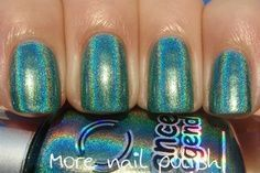 Dance Legend  Holographics  Android, Robots vs Humans & Spacecraft | More Nail Polish