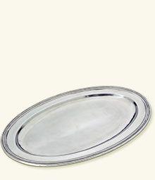 Oval Platter, Large 530