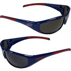 Buffalo Bills 3 Dot Team Logo Series Sport Sunglasses