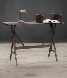 Factory 20. Structured wooden table/desk