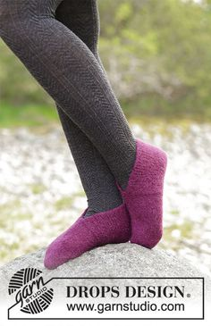 Winter Comfy / DROPS 182-16 - Free knitting patterns by DROPS Design