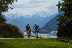 INTO THE FJORDS - BIKING