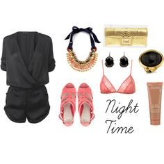 Perfect summer night out outfit. Very European really. Thanks to #elementsofstyleblog