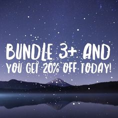 Bundle 3+ Items and get 20% doff today! Bundle 3+ Items and get 20% doff today! Other