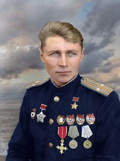 HERO OF THE SOVIET UNION Konstantin Alekseev