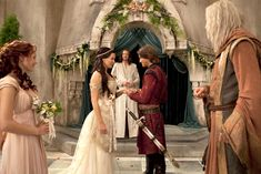 Legend of the Seeker - Kahlan Amnell and Richard Cypher Rahl
