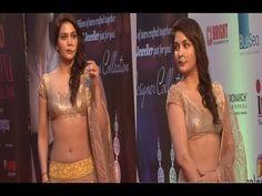 Ankita Shorey GORGEOUS in low waist Lehenga Choli.