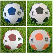 Multi Colors Soccer Ball Hot Sale Size 5 Outdoor Sports Final Classic  Training Balls PVC Slip 295bcdfc34ef5