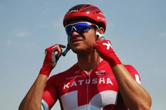 Alexander Kristoff (Katusha) gets ready to race (Getty Images Sport)
