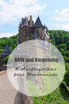 NRW und Umgebung - 8 Ausflugsideen fürs Wochenende