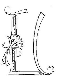 """Broderie D'Antan: Embroidery Patterns (20 Monograms for """"U"""")"""
