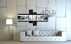 Living Room Painting Decoration
