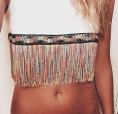 One day I'll have the belly for a crop top!