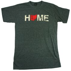 Ohio Home T-Shirt, R