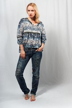 Signature Jeans von  Sweet-and-Black auf DaWanda.com