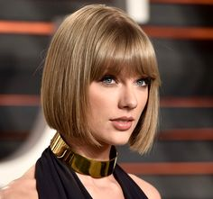 Oscar Party 2016: Best Hairstyles Taylor Swift