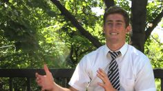 Advice on how to be an effective LDS missionary in Utah.  Luke served in the Utah Ogden Mission.  #ldsmissionaries #mormon