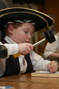 Colonial Craft Day Baltimore, MD #Kids #Events